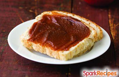 No Added Sugar Pumpkin-Apple Butter