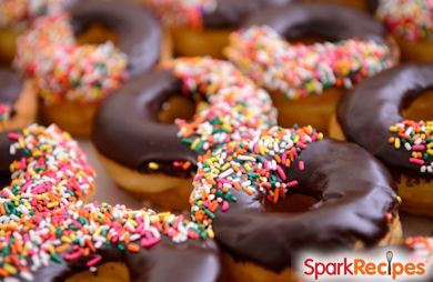 Better-than-Bakery Donuts