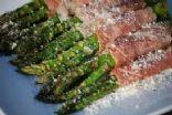 Asparagus Ham & Onion Appetizer