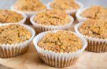 Paleo Applesauce Carrot Muffins