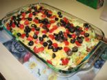 Paula's Awesome Taco Casserole