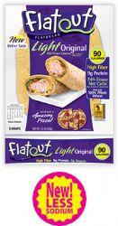 Southwest Tuna Melt on Flour Tortilla