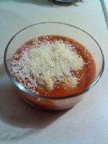 Marcia's Tomato Basil Soup