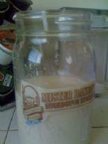 Sourdough starter (1 cup)