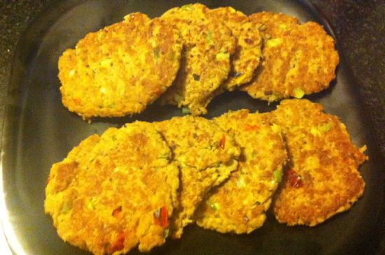 JD's Low Carb/High Protein Tuna Fish Cakes