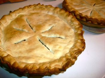 Tortiere (French Meat Pie)