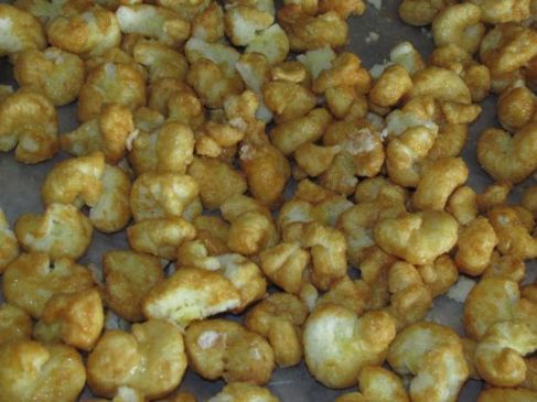 Corn Puffs Caramel Corn