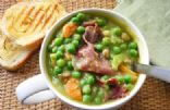 Split pea and ham soup (slow cooker)