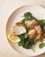 Almond-Crusted Chicken Breast