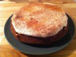 Vegan Spiced Coconut Cake