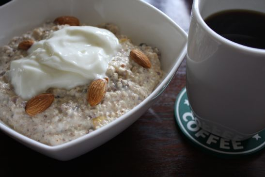 Kick Start: Healthy Raw Muesli