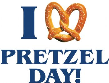things know national pretzel