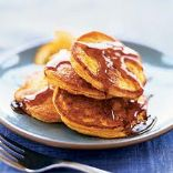 Leslie's Pumpkin Pancakes