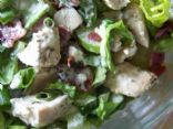 Creamy Chicken Salad with Bacon