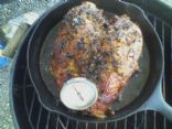 Dave's Herb Crusted Smoked Turkey Breast