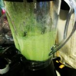 Green Spinach Protein Smoothie