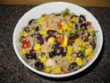 Quinoa-Black Bean Salad