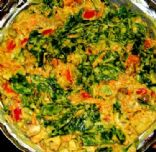 Rawsome Spinach Korma