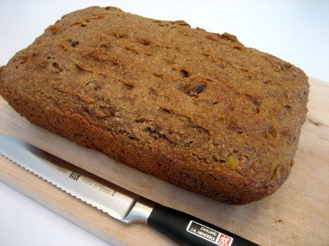 Easy Banana Bread (from squawkfox)