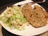 HCG Apple Coleslaw with Orange Vinaigrette