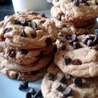 Homemade Peanut Butter and Chocolate Chip Cookies