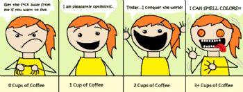 Caffeine Week Starts Sunday