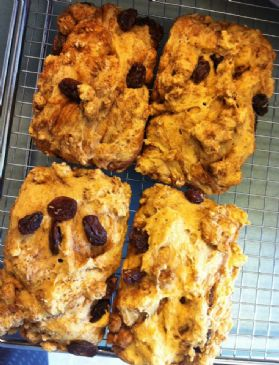 Cinnamon Raisin Biscuit Bread