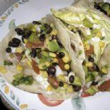 Southwestern Soft Tacos