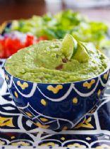 Low-Fat Veggie �Guacamole�