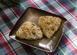 Oatmeal Maple Walnut Scones