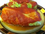 Paleo/Primal Cabbage Rolls