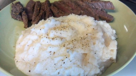 Whipped Cauliflower - Lowfat (hcg)