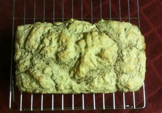 Super Easy Irish Beer Bread Recipe