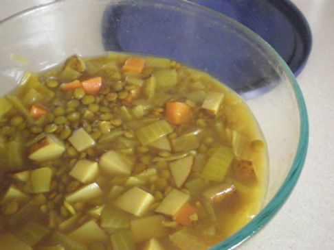 Tibetian Potage