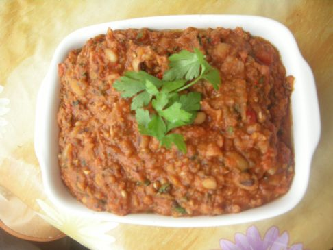 Spice Bean Pate