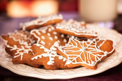 Holiday Cinnamon Cut-Out Cookies