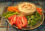 Bean and Garlic Dip