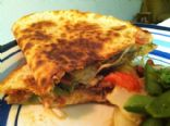 HG Cheesy Pizza Quesadilla