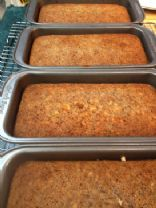 Zucchini Bread - No Sugar, Low Carb