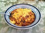HG Outside-In Turkey Tamale Pie
