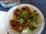 Pico De Gallo Chicken Salad