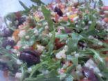 Bulgar Arugala Salad