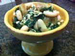 Tuna, White Bean & Veggie Warm Salad