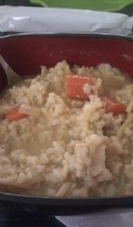 Chicken Noodle/Brown Rice Soup