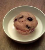 MAKEOVER: Healthy Yummy Blueberries Muffins (by ANGELWENDYMAMA)