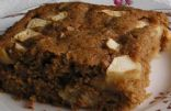 Apple Oatmeal Cake