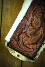 Cinnamon Chocolate Swirl Banana Bread