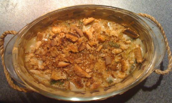 Everyday Green Bean Casserole