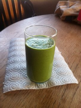 Green Hippie Smoothie