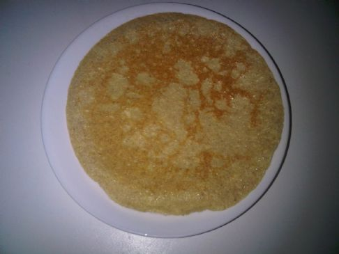 Oat Bran Pancake